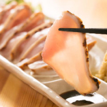 【看板料理】庭先地鶏のたたき