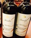 美味しいイタリアワインを取り揃えております♪