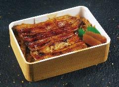 鰻弁当(4切れ)