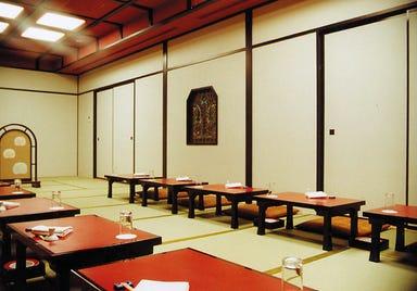 日本料理 竹生島  店内の画像