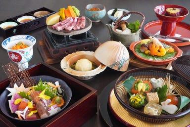 日本料理 竹生島  コースの画像