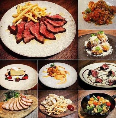 Dining bar Vanguard  こだわりの画像