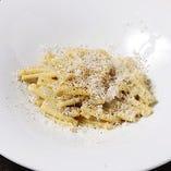 【ガゼレッティ】ゴルゴンゾーラチーズのソース