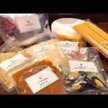 <お土産や贈り物にも>Cucinaの自宅用パスタセット(5食)