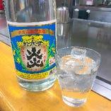 琉球泡盛【炎-ほむら-】はキリっとすっきり飲みやすい泡盛です