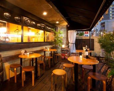 西新五丁目餃子屋台 ヤオマン  店内の画像