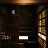 【空間】シックな店内では最大40名様までの宴会ご利用が可能!