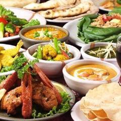 インドレストラン キターブ