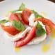 イタリア料理と言えば!カプレーゼ