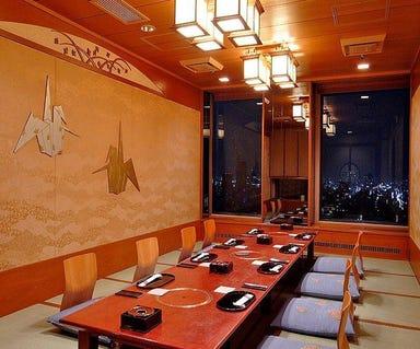 大阪 日本料理 河久 梅田店 店内の画像