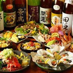 炙り肉寿司食べ放題 完全個室 和食の故郷 ‐柏本店‐