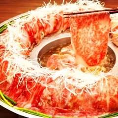 しゃぶしゃぶ食べ放題 完全個室 肉庵 和食の故郷 ‐柏本店‐