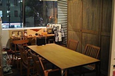 鉄板焼 zaza Casual Dining  店内の画像
