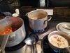 自家製ソース スープ