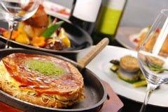鉄板焼 zaza Casual Dining