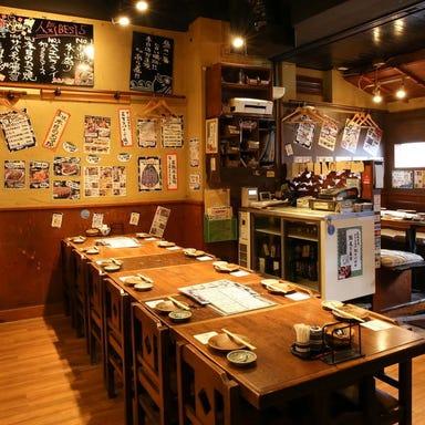魚居酒屋 すなおや 江坂店 店内の画像