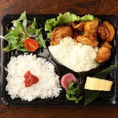 鶏南蛮弁当