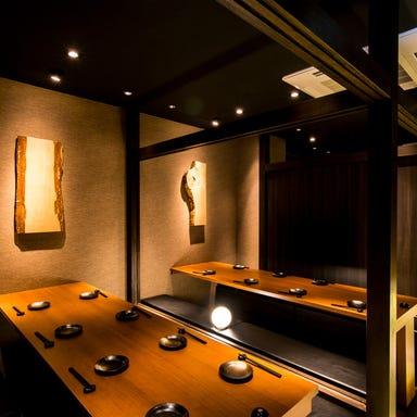 地鶏ダイニング個室 綾瀬  店内の画像