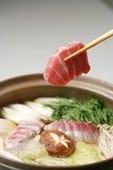 江戸名物のねぎま鍋はやっぱり当店一番人気