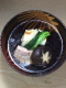 懐石にはねぎま鍋をお椀仕立てにした名物のねぎま汁を
