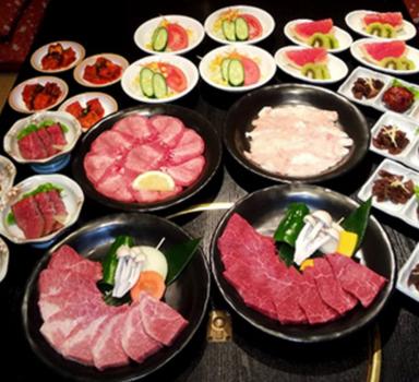 米沢牛 焼肉 さかの  コースの画像