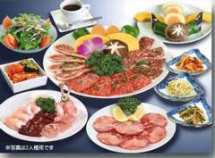 焼肉 韓国料理 牛まい豚まい 八丁堀