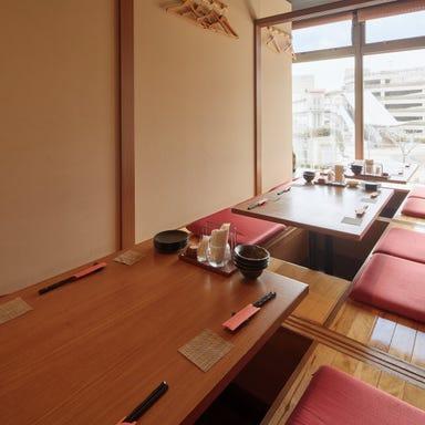 和琉創作Dining 新  店内の画像