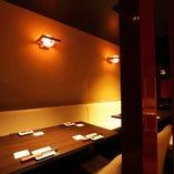 半個室~12名様 ご宴会に最適なお席をご用意しております。