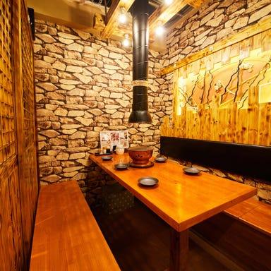 焼肉酒場 牛園‐Gyuen‐ 蒲田西口店 店内の画像