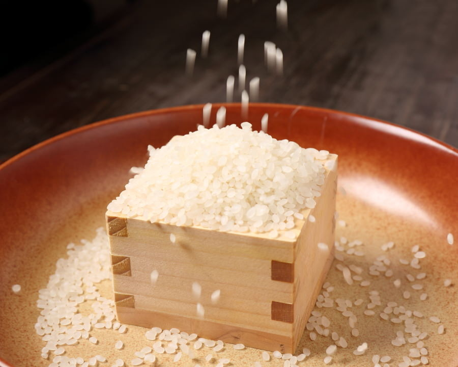 富山県産米を使用