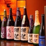 店長セレクト!日本全国から美味しい日本酒を厳選してご用意