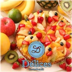 Delices tarte&cafe 大丸心斎橋店