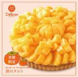 【季節限定】柿のタルト