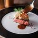 1名様1皿「牛フィレ肉とフォアグラのソテー ロッシーニ風」