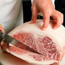 美味しさの秘密は肉の切り方にあり★