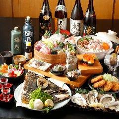 情熱魚酒場 海彦 杉田店