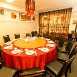 【4・5Fテーブル席/各30~44名様】円卓を囲みながらの宴会・パーティー◎
