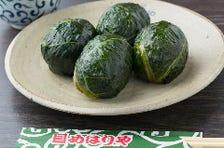 紀州に伝わる味『めはり寿司』!!