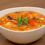 酸辣スープ