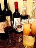 飲み放題ドリンクは約140種類♪贅沢にもフルボトルワインや様々なお酒やノンアルカクテルもお楽しみいただけます