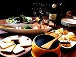 名付けて「チーズ会」は女子会やお誕生日会などに人気!
