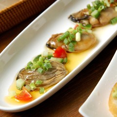 広島産牡蠣のオリーブオイル漬け