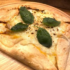 トルティーヤPizza:マルゲリータ