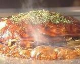 麺が入って、食べ応え満点!