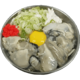 広島産牡蠣ネギ玉