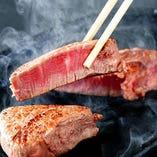 特選黒毛和牛肉ヒレステーキ