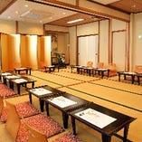 301【貸切】2階:お座敷席貸切(最大56名様)忘新年会や歓送迎会にも対応