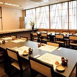 【完全個室】1階:テーブル席(最大20名様)