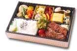 松阪牛のステーキ御膳