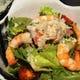 さっぱりヘルシーな海老と蟹のサラダです。